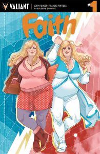Faith #1 Variant Cover