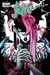 Jem and the Holograms #11 Cover