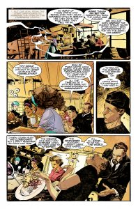 The Death Defying Dr. Mirage: Second Lives #1 Preview Page