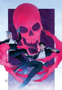 The Death-Defying Doctor Mirage: Second Lives Variant Cover