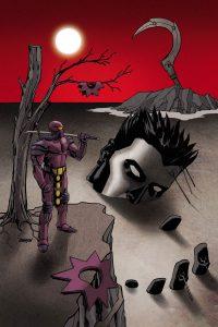 Ninjak #11 Variant Cover
