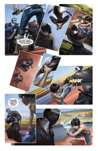 Rai #11 Preview Page