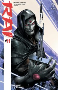 Rai #11 Cover