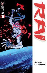 Rai #11 Variant Cover