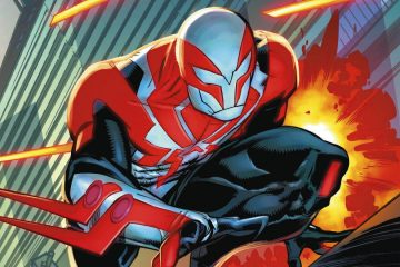 Spider-Man 2099 #1 Variant Cover by Rick Leonardi