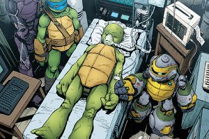 TMNT #46 Preview Page