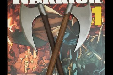 Wrath of the Eternal Warrior Cusotmized Battle Axes