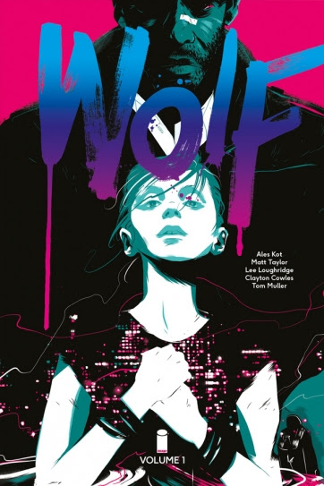 Wolf Volume 1 Cover