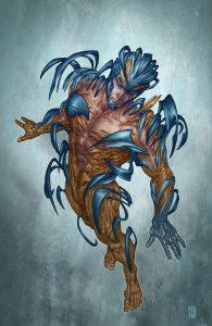 X-O Manowar #43 Variant Cover