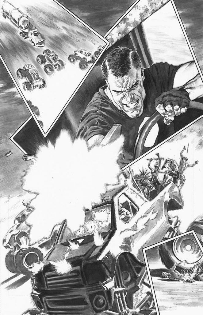Bloodshot Reborn The Analog Man Directors Cut #1 Preview