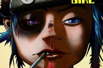 21st Century Tank Girl Vol. 1 Cover
