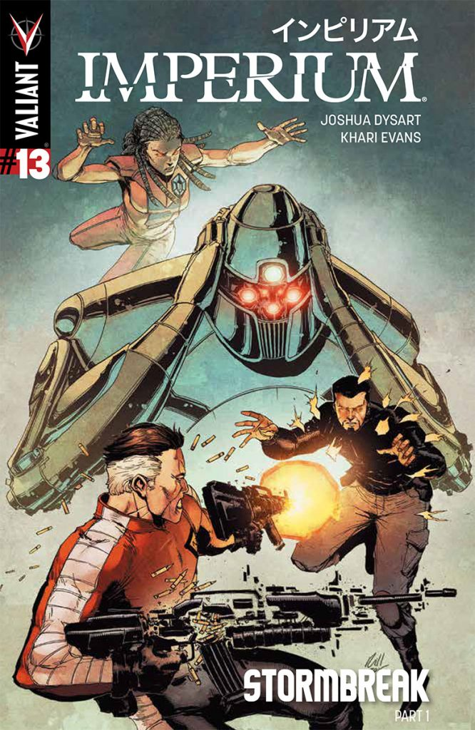 Imperium #13 Cover
