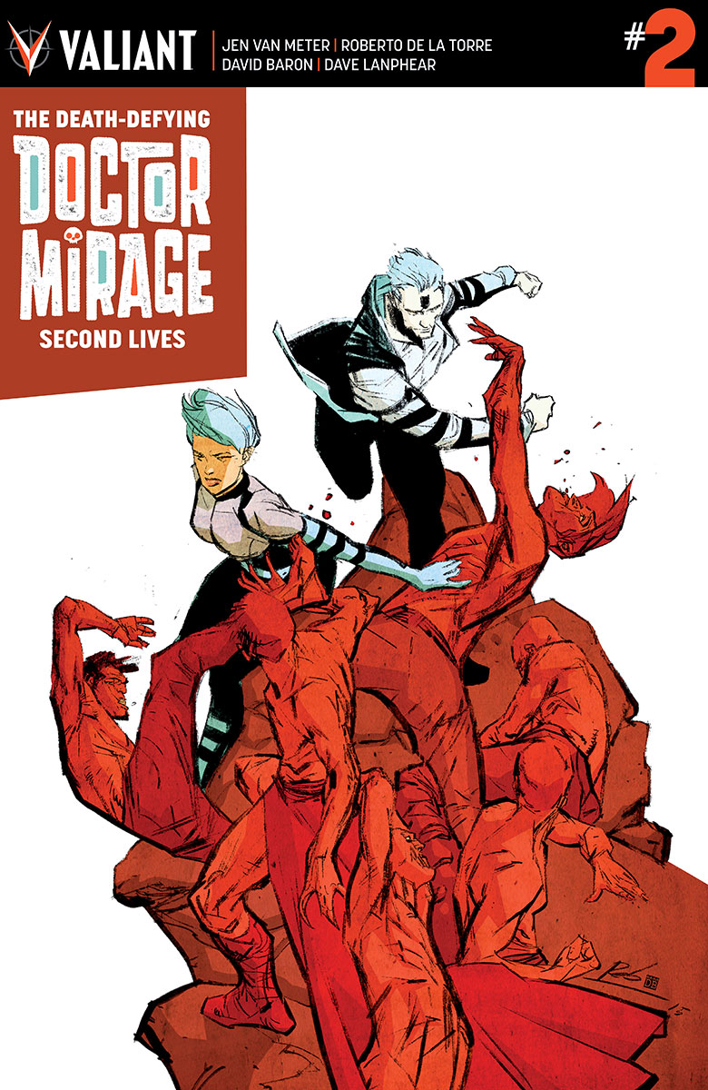 The Death-Defying Doctor Mirage (2014) #3 - Comic Book DB