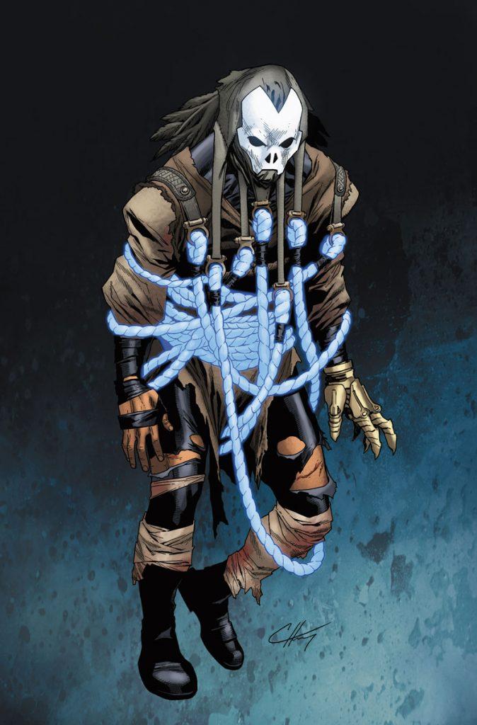 Ninjak #12 Cover