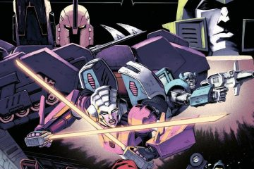 Transformers: Sins of the Wreckers #1 Cover