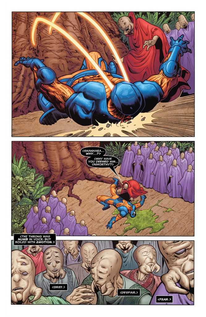 X-O Manowar: Commander Trill #0 Preview Page