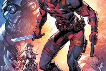 Deadpool: Bad Blood Cover