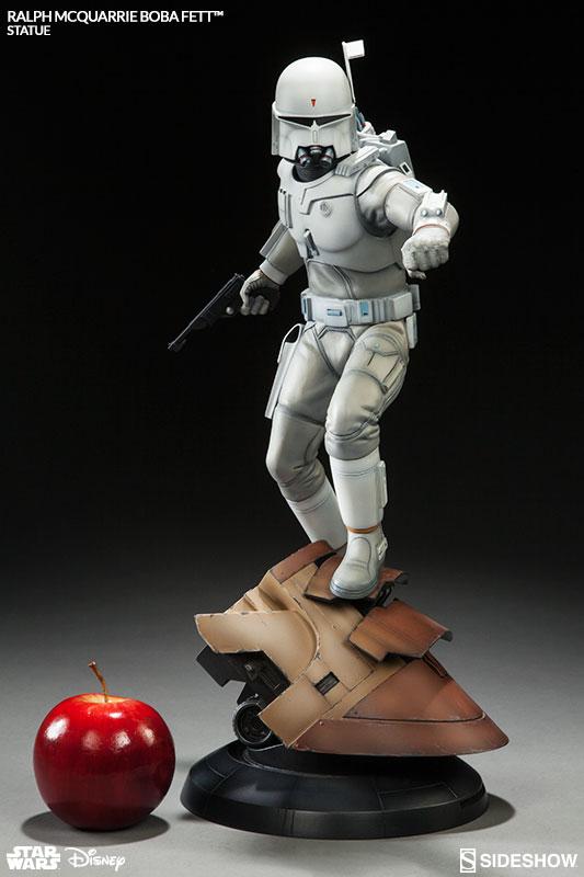 Boba Fett Statue