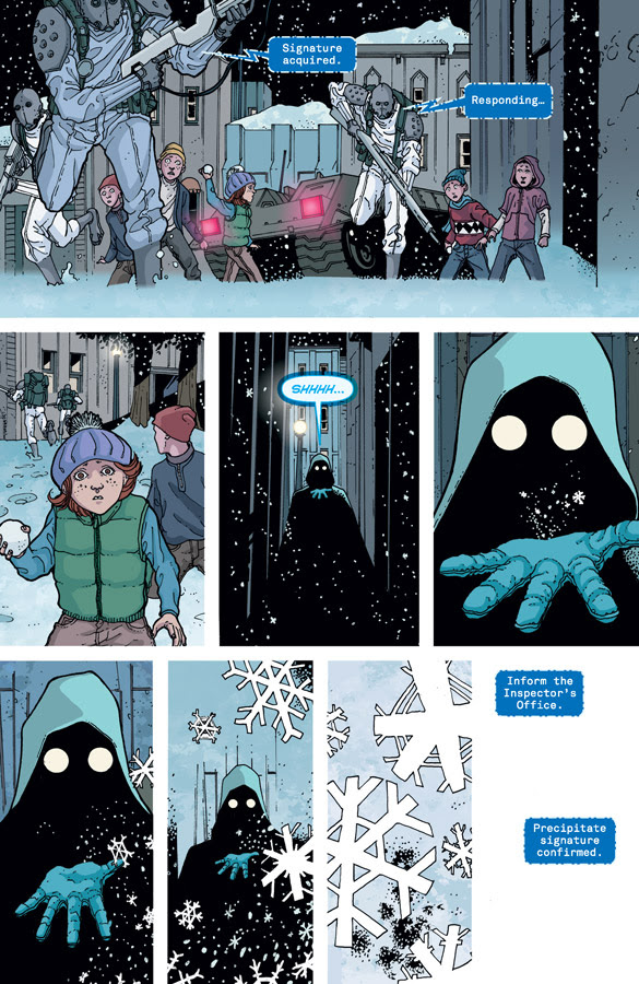Snowfall Preview Page