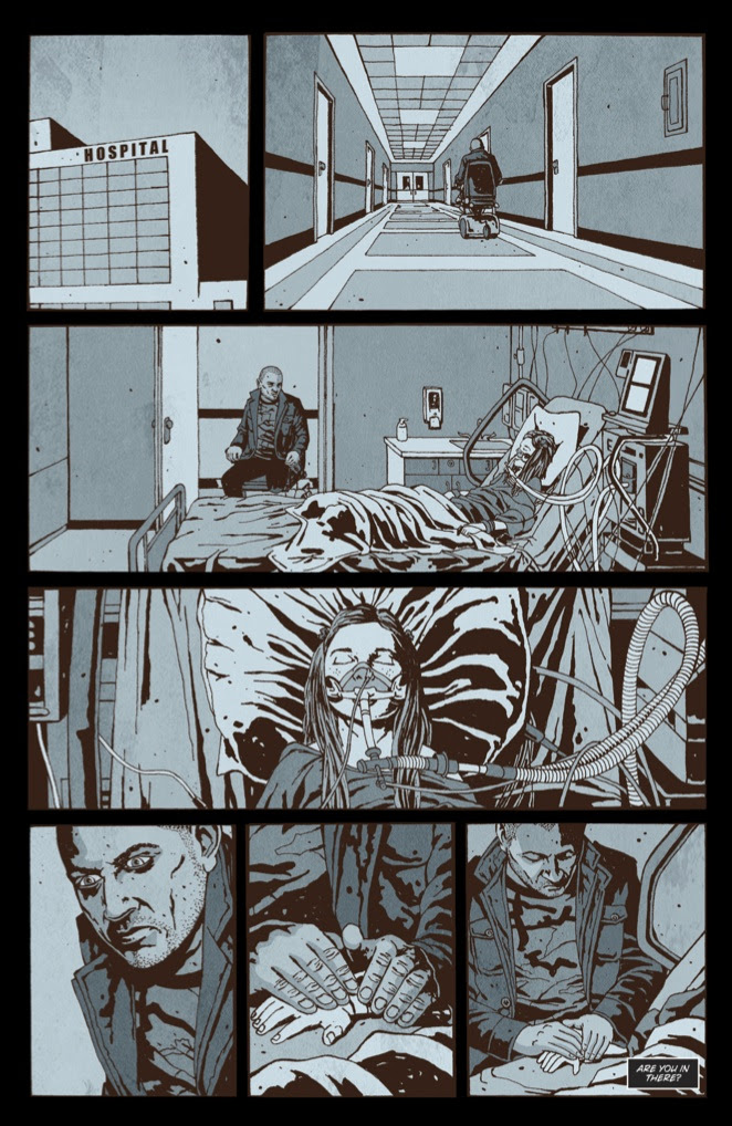 X'ED #1 Preview Page