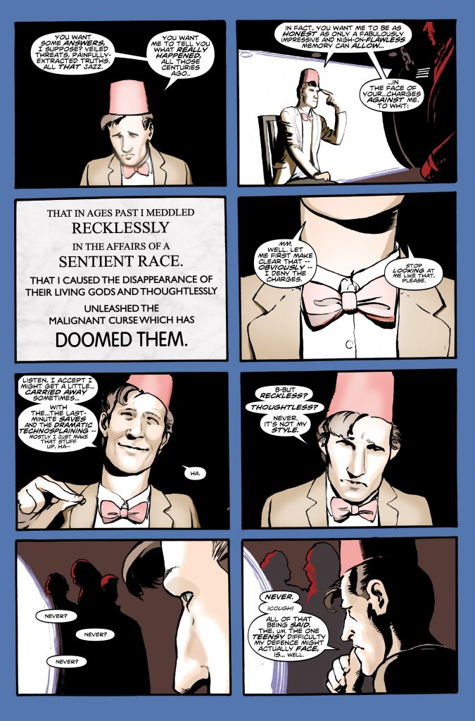 Doctor Who: The Eleventh Doctor #2.3 Preview Page