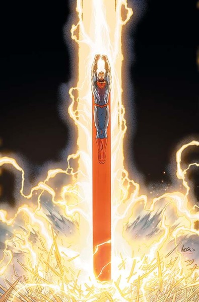 Action Comics #50 Cover