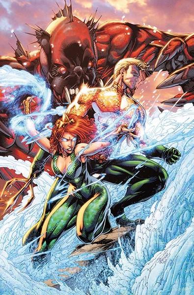 Aquaman #50 Cover
