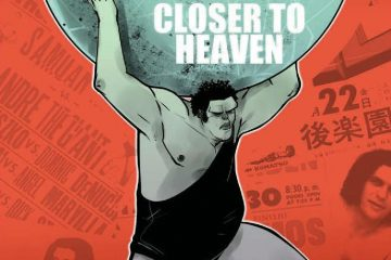 Andre the Giant Closer to Heaven Cover