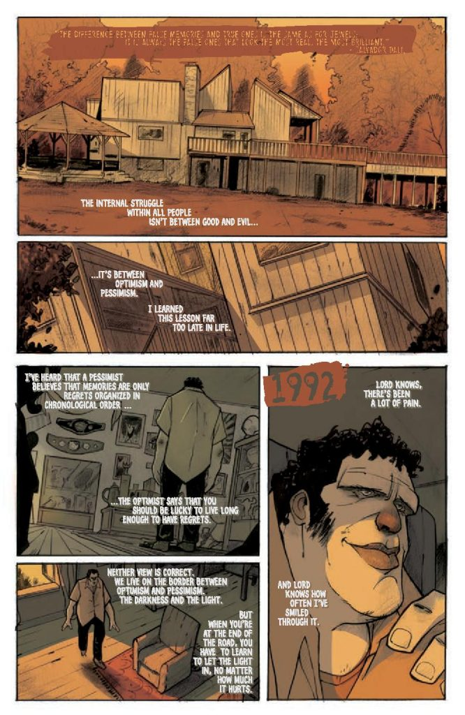 Andre the Giant Closer to Heaven Preview Page