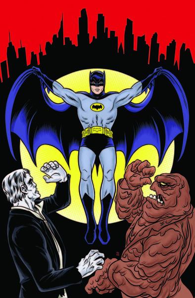 BATMAN '66 VOL. 5 HC Cover