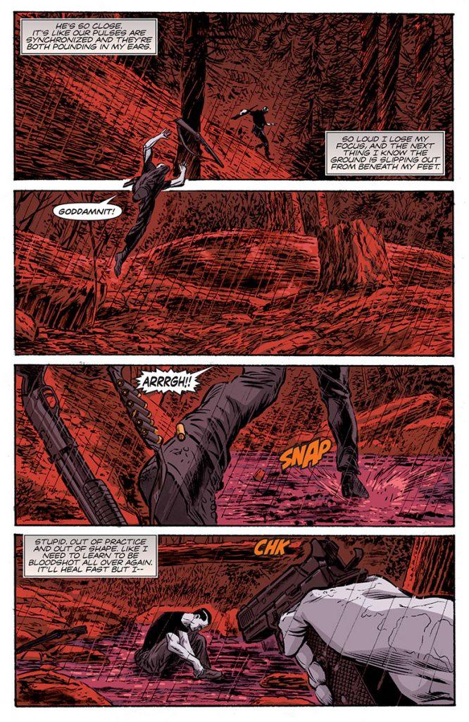 Bloodshot Reborn #9 Preview Page