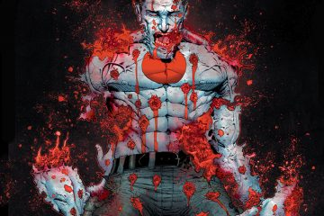 Bloodshot Reborn #9 Cover