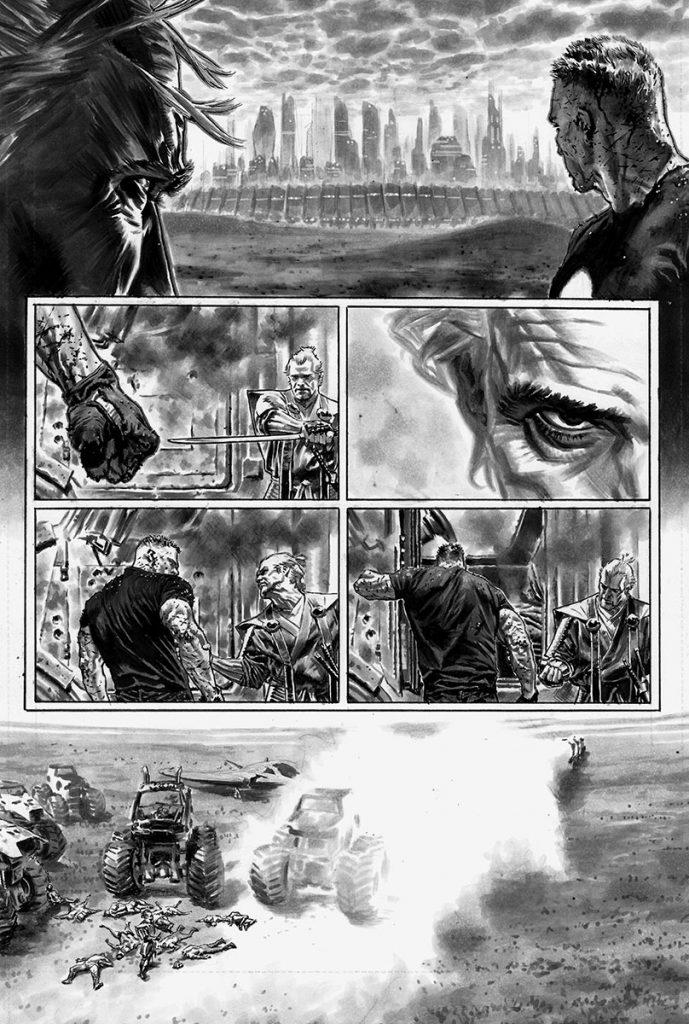 Bloodshot Reborn #11 Preview Page