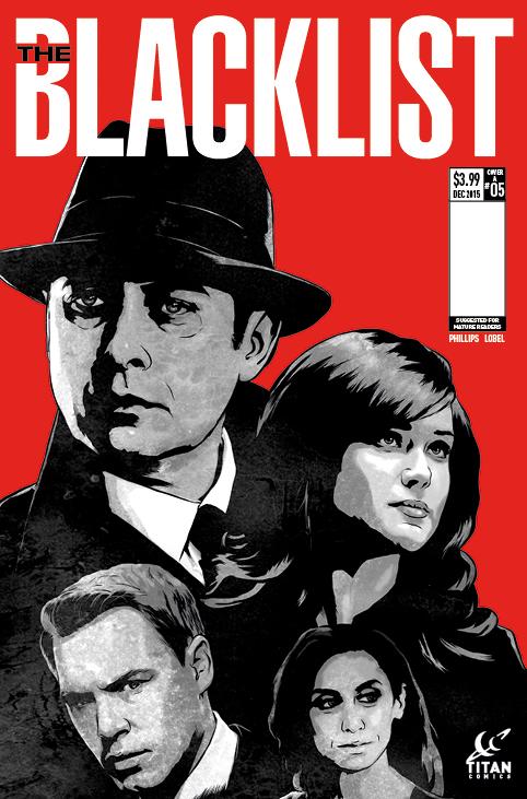 Blacklist #5 Cover A