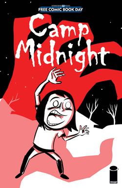 Camp Midnight FCBD 2016 Cover