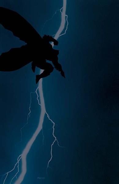 DC Comics Essentials: The Dark Knight Returns #1 Cover