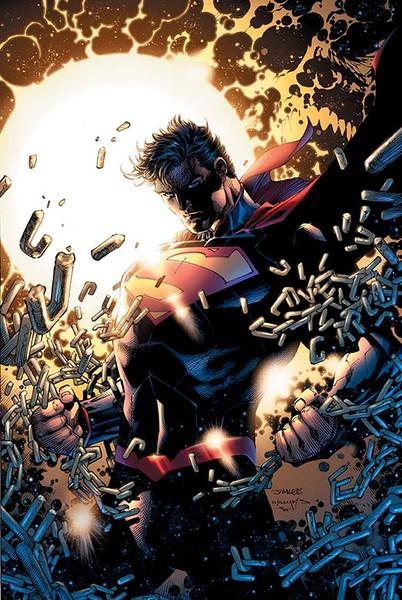 DC COMICS ESSENTIALS: SUPERMAN UNCHAINED #1 Cover