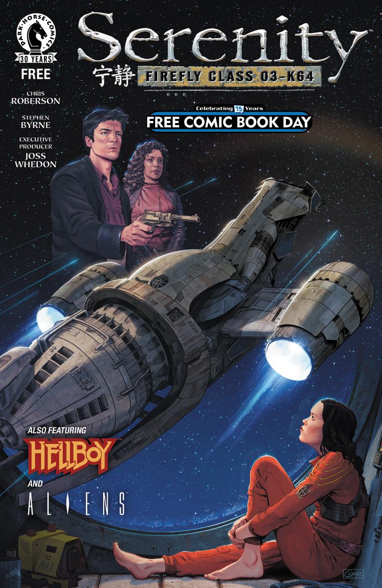 Dark Horse Free Comic Book Day 2016