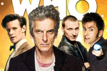 Doctor Who Free Comic Book Day 2016 Cover