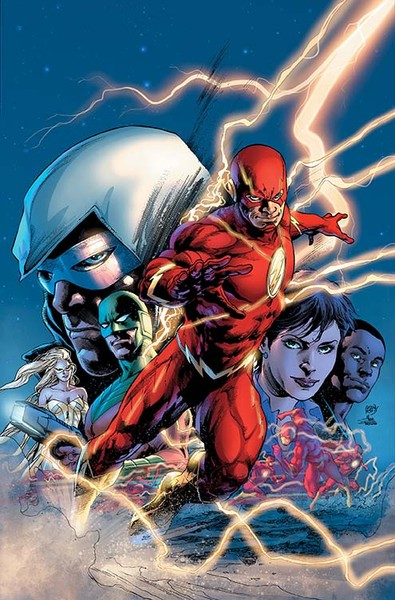 The Flash #50 Cover