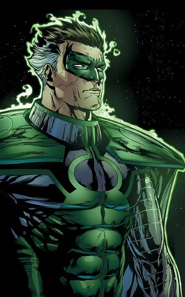 Green Lantern #50 Cover