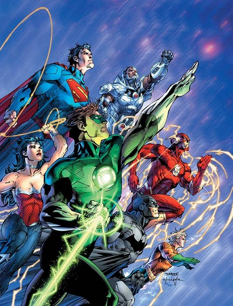 GRAPHIC INK: THE DC COMICS ART OF JIM LEE HC Cover