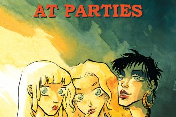 How to Talk to Girls at Parties Graphic Novel Cover