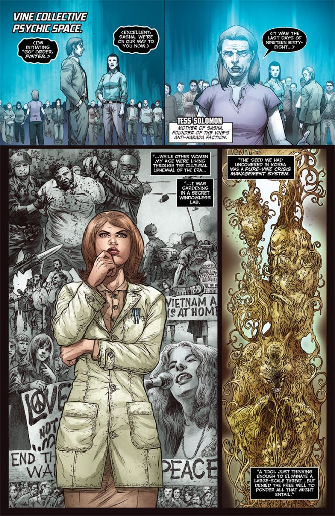 Imperium #11 Preview Page