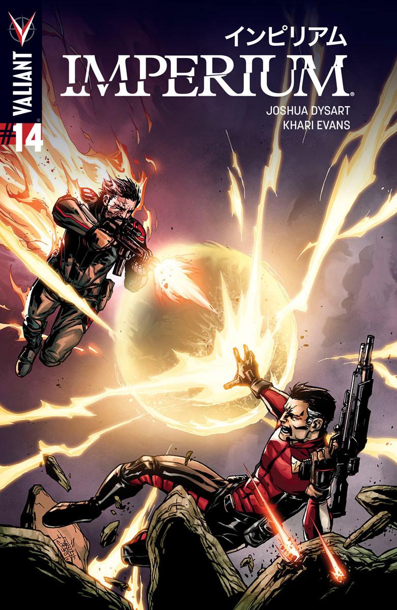Imperium #14 Cover