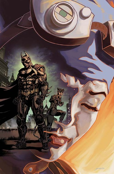 Injustice: Gods Among Us Year Five #5 Cover
