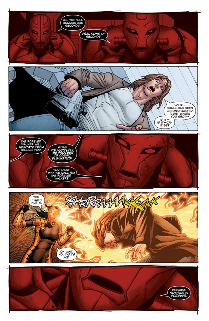 Ivar Timewalker #12 Preview Page