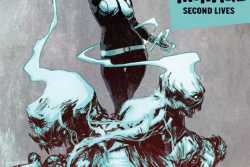 THE DEATH-DEFYING DOCTOR MIRAGE: SECOND LIVES #1 (of 4) Cover