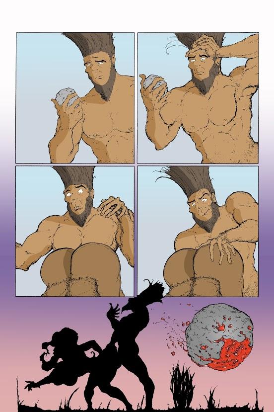 Man vs Rock Color Preview Page