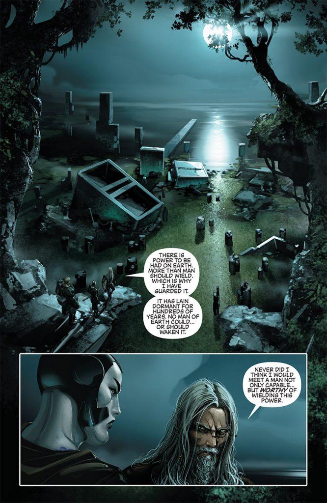 Rai #12 Preview Page